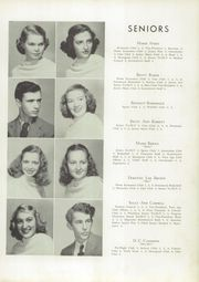 Page 15, 1949 Edition, Sanford Central High School - Sandprints Yearbook (Sanford, NC) online yearbook collection