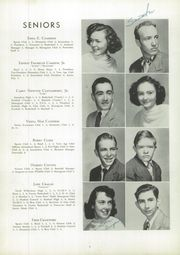 Page 16, 1949 Edition, Sanford Central High School - Sandprints Yearbook (Sanford, NC) online yearbook collection