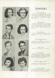Page 17, 1949 Edition, Sanford Central High School - Sandprints Yearbook (Sanford, NC) online yearbook collection
