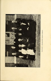 Page 17, 1913 Edition, Central High School - Snips and Cuts Yearbook (Charlotte, NC) online yearbook collection