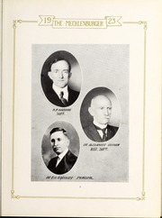 Page 11, 1923 Edition, Central High School - Snips and Cuts Yearbook (Charlotte, NC) online yearbook collection