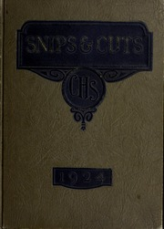 Central High School - Snips and Cuts Yearbook (Charlotte, NC) online yearbook collection, 1924 Edition, Page 1