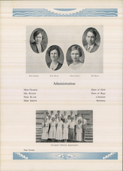 Page 16, 1933 Edition, Central High School - Snips and Cuts Yearbook (Charlotte, NC) online yearbook collection