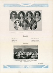 Page 17, 1933 Edition, Central High School - Snips and Cuts Yearbook (Charlotte, NC) online yearbook collection