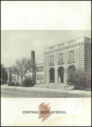 Page 11, 1939 Edition, Central High School - Snips and Cuts Yearbook (Charlotte, NC) online yearbook collection
