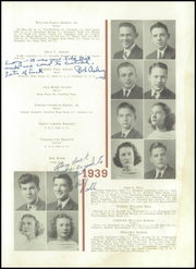 Page 17, 1939 Edition, Central High School - Snips and Cuts Yearbook (Charlotte, NC) online yearbook collection