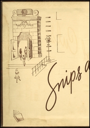 Page 2, 1939 Edition, Central High School - Snips and Cuts Yearbook (Charlotte, NC) online yearbook collection
