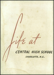 Page 6, 1939 Edition, Central High School - Snips and Cuts Yearbook (Charlotte, NC) online yearbook collection