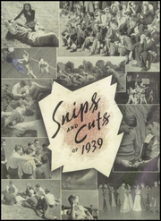 Page 7, 1939 Edition, Central High School - Snips and Cuts Yearbook (Charlotte, NC) online yearbook collection