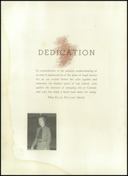 Page 8, 1939 Edition, Central High School - Snips and Cuts Yearbook (Charlotte, NC) online yearbook collection