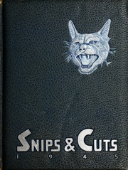 Central High School - Snips and Cuts Yearbook (Charlotte, NC) online yearbook collection, 1945 Edition, Page 1