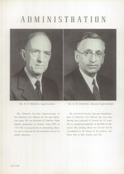 Page 12, 1946 Edition, Central High School - Snips and Cuts Yearbook (Charlotte, NC) online yearbook collection