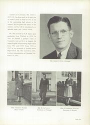 Page 13, 1946 Edition, Central High School - Snips and Cuts Yearbook (Charlotte, NC) online yearbook collection