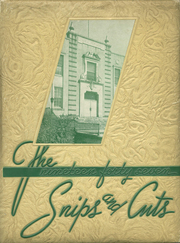 Central High School - Snips and Cuts Yearbook (Charlotte, NC) online yearbook collection, 1947 Edition, Page 1
