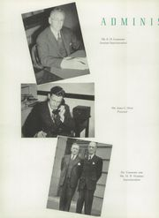 Page 10, 1947 Edition, Central High School - Snips and Cuts Yearbook (Charlotte, NC) online yearbook collection