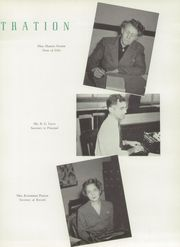 Page 11, 1947 Edition, Central High School - Snips and Cuts Yearbook (Charlotte, NC) online yearbook collection