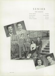 Page 16, 1947 Edition, Central High School - Snips and Cuts Yearbook (Charlotte, NC) online yearbook collection