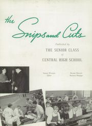 Page 7, 1947 Edition, Central High School - Snips and Cuts Yearbook (Charlotte, NC) online yearbook collection