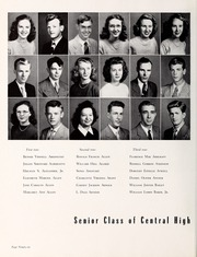 Page 100, 1948 Edition, Central High School - Snips and Cuts Yearbook (Charlotte, NC) online yearbook collection