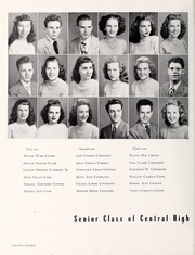 Page 104, 1948 Edition, Central High School - Snips and Cuts Yearbook (Charlotte, NC) online yearbook collection