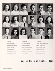 Page 106, 1948 Edition, Central High School - Snips and Cuts Yearbook (Charlotte, NC) online yearbook collection
