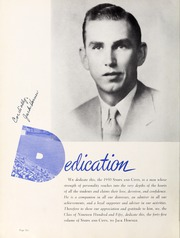 Page 10, 1950 Edition, Central High School - Snips and Cuts Yearbook (Charlotte, NC) online yearbook collection