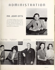 Page 11, 1950 Edition, Central High School - Snips and Cuts Yearbook (Charlotte, NC) online yearbook collection
