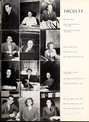 Page 13, 1950 Edition, Central High School - Snips and Cuts Yearbook (Charlotte, NC) online yearbook collection
