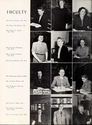 Page 14, 1950 Edition, Central High School - Snips and Cuts Yearbook (Charlotte, NC) online yearbook collection