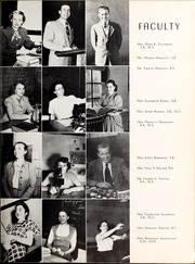 Page 15, 1950 Edition, Central High School - Snips and Cuts Yearbook (Charlotte, NC) online yearbook collection