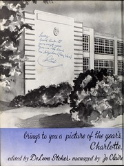 Page 6, 1950 Edition, Central High School - Snips and Cuts Yearbook (Charlotte, NC) online yearbook collection