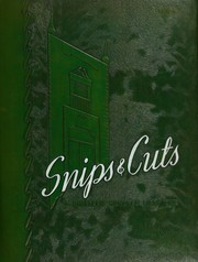 Central High School - Snips and Cuts Yearbook (Charlotte, NC) online yearbook collection, 1951 Edition, Page 1