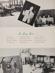 Page 20, 1951 Edition, Central High School - Snips and Cuts Yearbook (Charlotte, NC) online yearbook collection