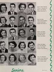 Page 23, 1951 Edition, Central High School - Snips and Cuts Yearbook (Charlotte, NC) online yearbook collection