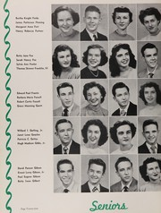 Page 28, 1951 Edition, Central High School - Snips and Cuts Yearbook (Charlotte, NC) online yearbook collection