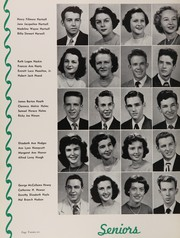 Page 30, 1951 Edition, Central High School - Snips and Cuts Yearbook (Charlotte, NC) online yearbook collection