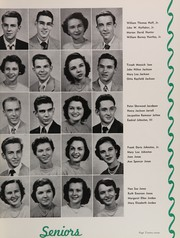 Page 31, 1951 Edition, Central High School - Snips and Cuts Yearbook (Charlotte, NC) online yearbook collection