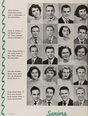 Page 34, 1951 Edition, Central High School - Snips and Cuts Yearbook (Charlotte, NC) online yearbook collection