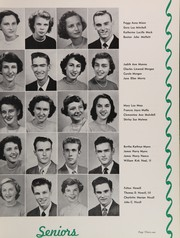 Page 35, 1951 Edition, Central High School - Snips and Cuts Yearbook (Charlotte, NC) online yearbook collection