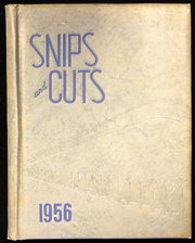 Page 1, 1956 Edition, Central High School - Snips and Cuts Yearbook (Charlotte, NC) online yearbook collection