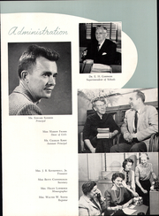 Page 13, 1956 Edition, Central High School - Snips and Cuts Yearbook (Charlotte, NC) online yearbook collection