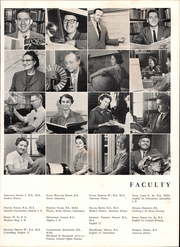 Page 15, 1956 Edition, Central High School - Snips and Cuts Yearbook (Charlotte, NC) online yearbook collection
