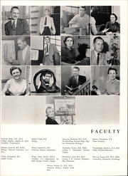 Page 17, 1956 Edition, Central High School - Snips and Cuts Yearbook (Charlotte, NC) online yearbook collection