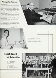 Page 13, 1962 Edition, Princeton High School - Challenger Yearbook (Princeton, NC) online yearbook collection