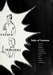 Page 7, 1962 Edition, Princeton High School - Challenger Yearbook (Princeton, NC) online yearbook collection