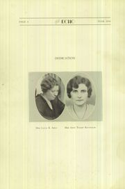 Page 10, 1930 Edition, Boyden High School - Echo Yearbook (Salisbury, NC) online yearbook collection