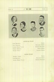 Page 14, 1930 Edition, Boyden High School - Echo Yearbook (Salisbury, NC) online yearbook collection