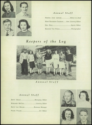 Page 10, 1945 Edition, Boyden High School - Echo Yearbook (Salisbury, NC) online yearbook collection