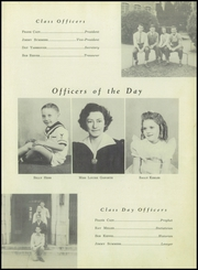 Page 11, 1945 Edition, Boyden High School - Echo Yearbook (Salisbury, NC) online yearbook collection