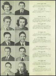 Page 14, 1945 Edition, Boyden High School - Echo Yearbook (Salisbury, NC) online yearbook collection